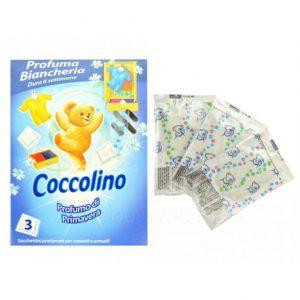 vonne sacky coccolino 3ks v baleni modre