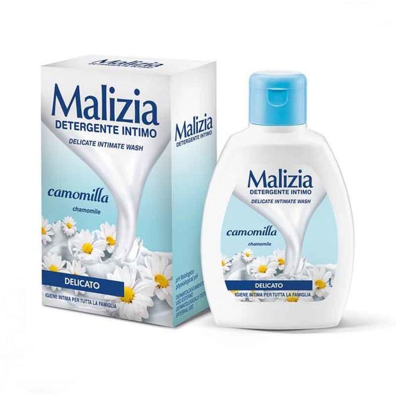 malizia chamomile intimate wash liquid soap 200ml