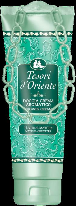 gel de duş tesori d oriente green tea 282 1338