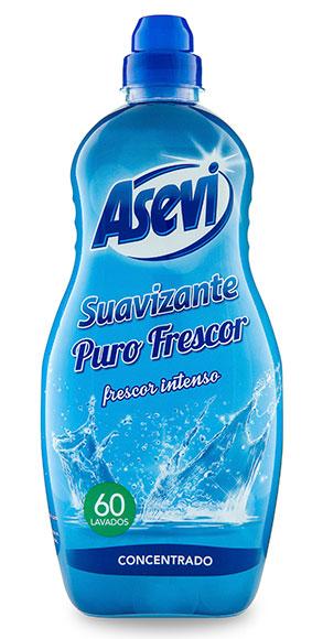 SUAVIZANTE ASEVI PURO FRESCOR 60D