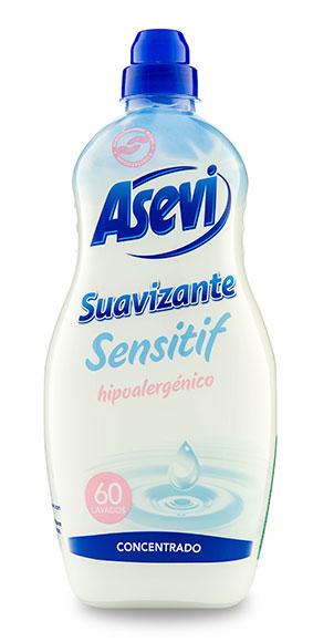 SUAVIZANTE ASEVI SENSITIF 60D