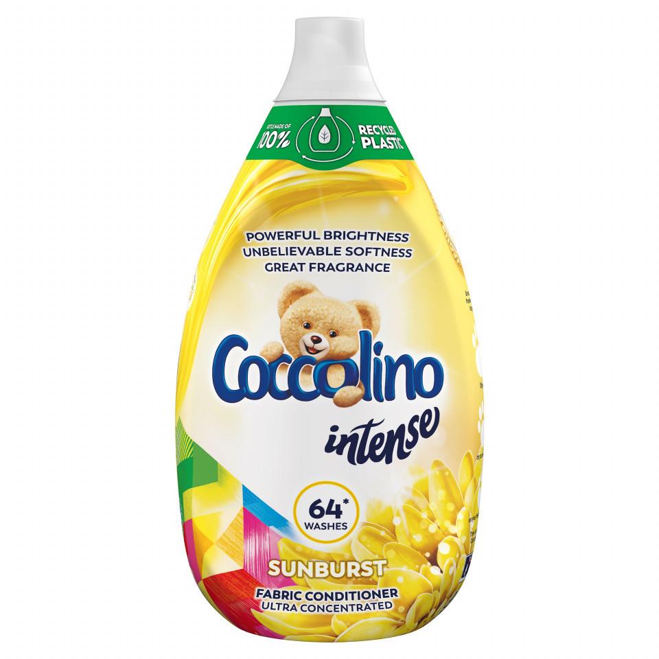 balsam de rufe coccolino intense sunburst 960ml 64w 2240