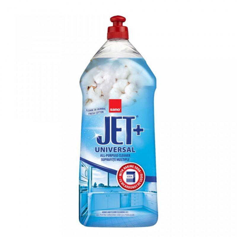 solutie de curatenie universala cu bicarbonat de sodiu sano jet gel 1 1438