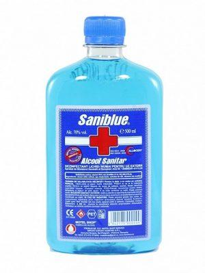 sani blue alcool sanitar 70 200 ml 163766 1 1561623164