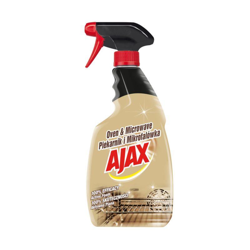 Ajax Ajax spray do piekarnika i mikrofali 500ml 32710451 0 1000 1000