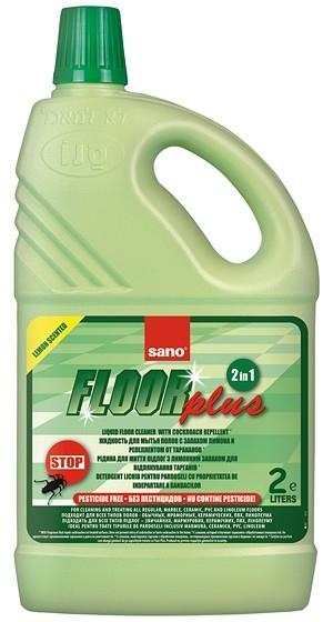 detergent pardoseli sano floor plus 2l 840