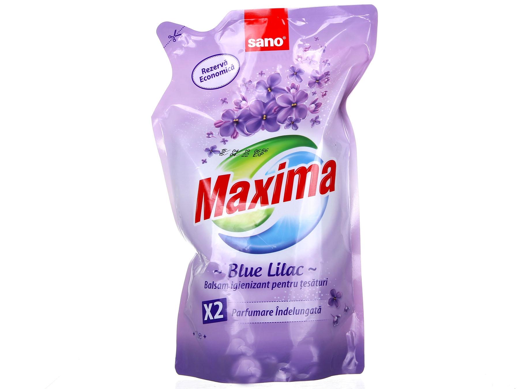 rezerva balsam sano maxima 1litru liliac cover