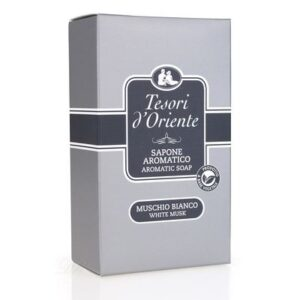 tesori d oriente white musk bar soap 150g 2