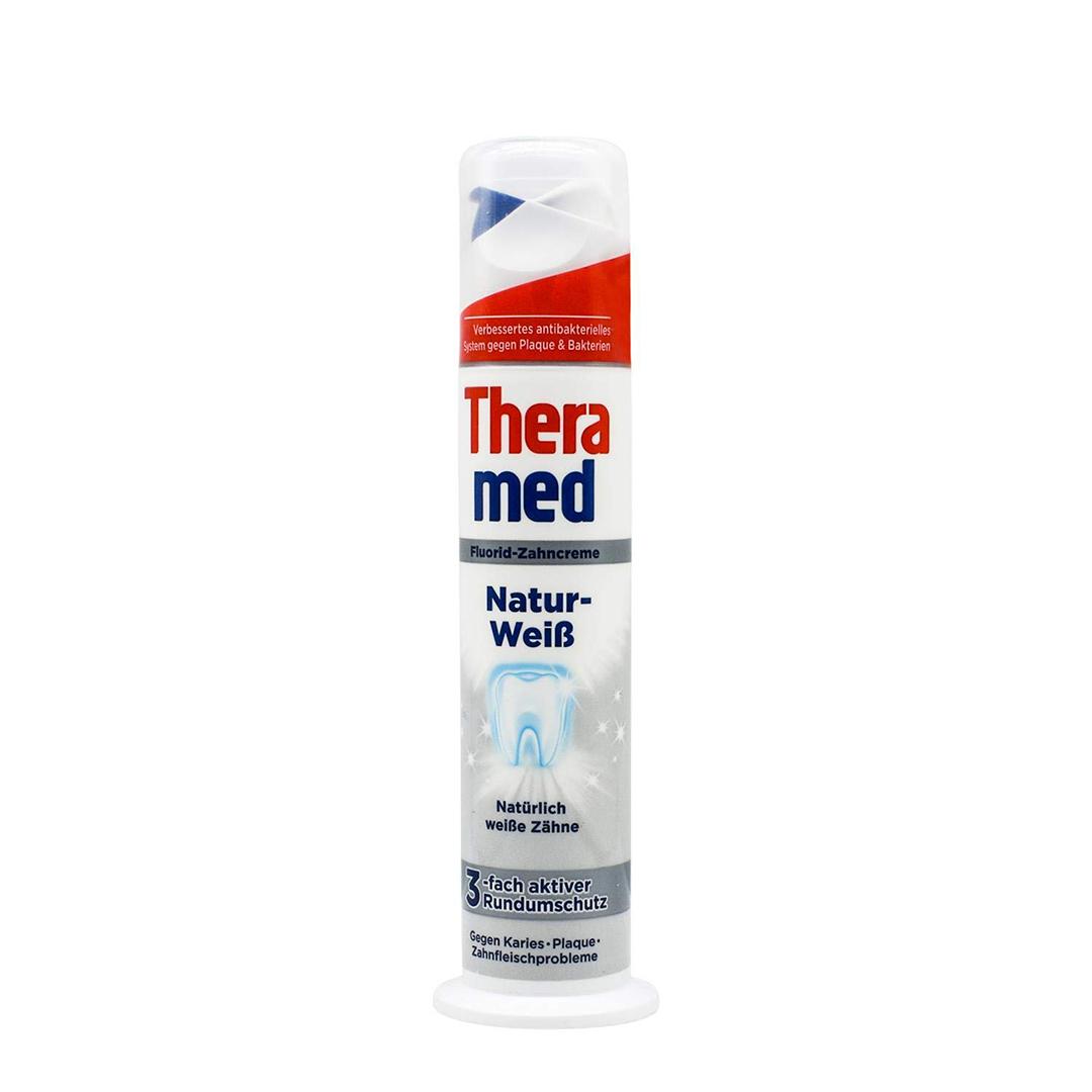 theramednatur weibtoothpaste