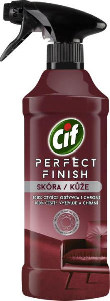 725173185.cif perfect finish spray cleaner for leather 435ml