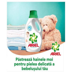 detergent lichid ariel baby 40 spalari 2 2 l copie 357 9799