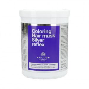 kallos silver reflex coloring hair mask