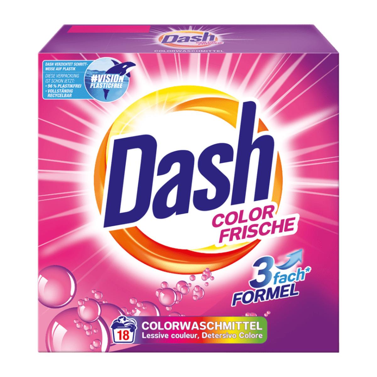 5764389 Dash Waschmittel original