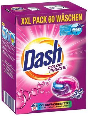 813795279.dash detergent capsule color 60 spalari 1590 g dash