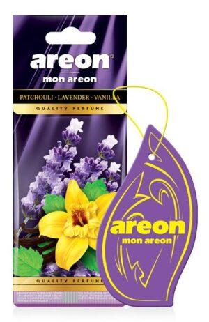 58462 Areon Mon Patchouli Lavender Vanilla