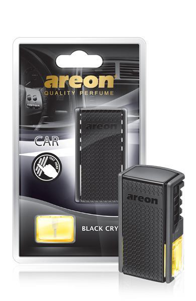 ACB02 Areon Car blister Black Crystal