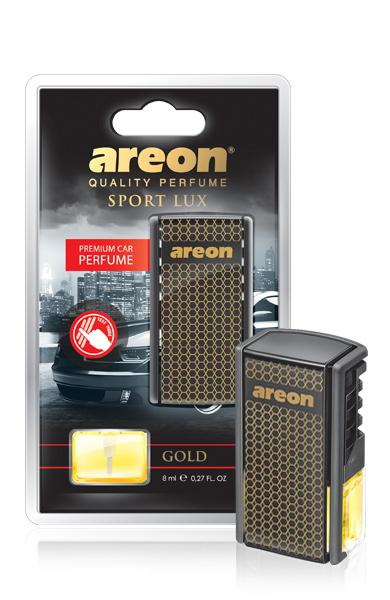 ACB10 Areon Car blister Gold