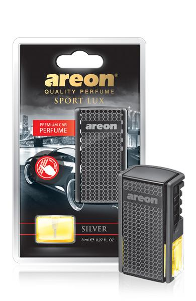 ACB11 Areon Car blister Silver