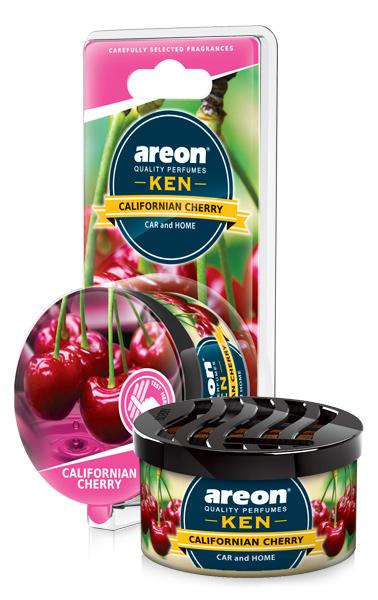 AKB18 G01 Areon Ken Blister California Cherry