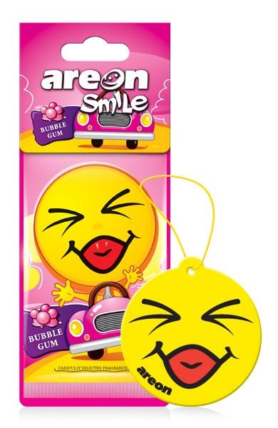 ASD12 Areon Dry Smile Bubble Gum