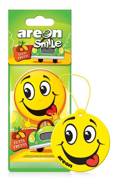 ASD14 Areon Dry Smile Tutti Frutti