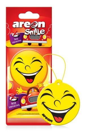 ASD17 Areon Dry Smile No Smoking