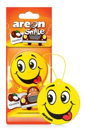 ASD20 Areon Dry Smile Coconut