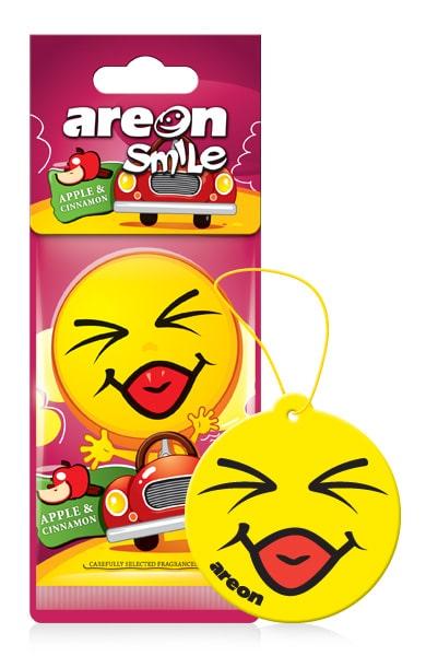 ASD24 Areon Dry Smile AppleCinnamon