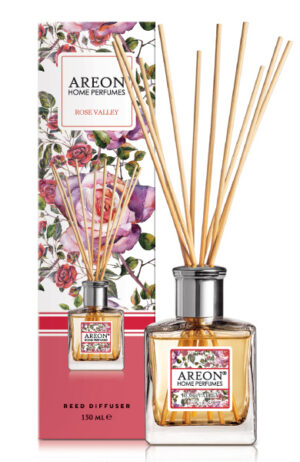 HBO09 Areon Home Perfume 150 ml Rose Valley