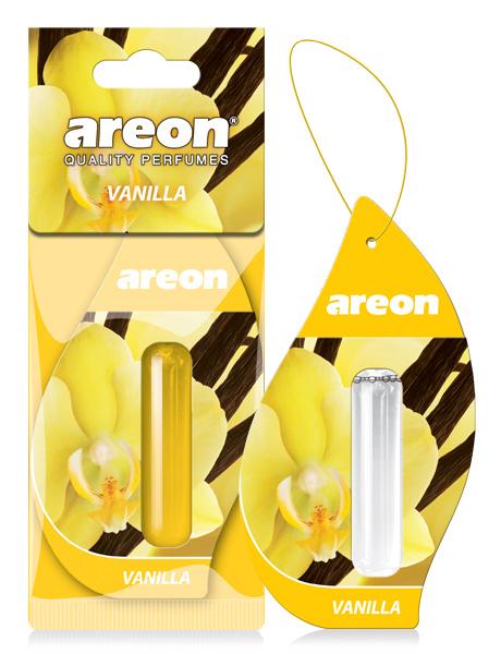 LR06 Areon Mon Liquid 5 ml Vanilla