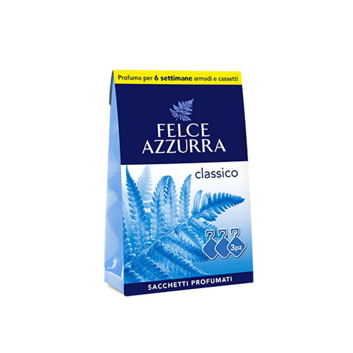 felce azzurra torebki aromatyczne 3szt classic
