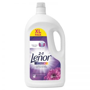 22101 detergent lichid color lenor 2in1 amethyst floral bouquet 67 spalari 3685 ml