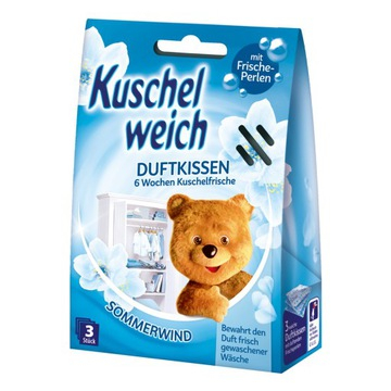 kuschelweich sommerwind parfumate sachets 3sz de 242 7675