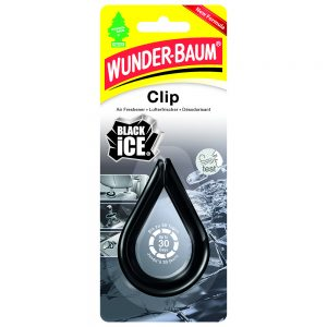 odorizant auto wunder baum clips black ice 8909523779614