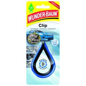 odorizant auto wunder baum clips new car 8909526663198
