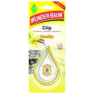 odorizant auto wunder baum clips vanilie 8909521944606