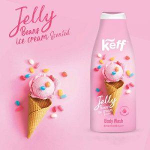 992454 Gel de dus Jelly Beans 500 ml Keff1 217082
