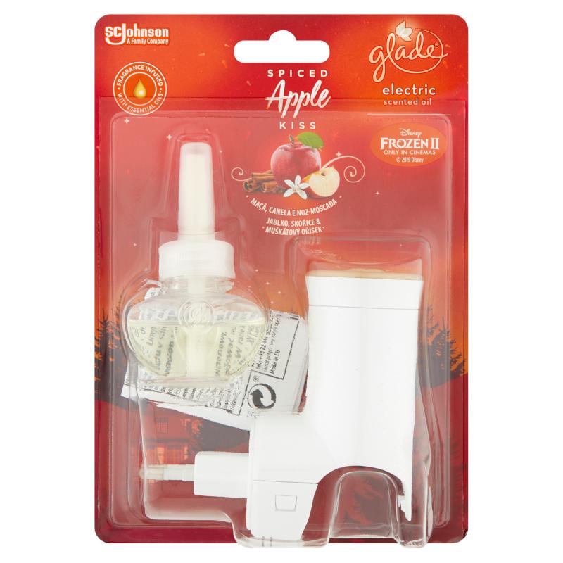 pol pl Glade Spiced Apple Kiss Elektryczny odswiezacz powietrza 20 ml 106930 1
